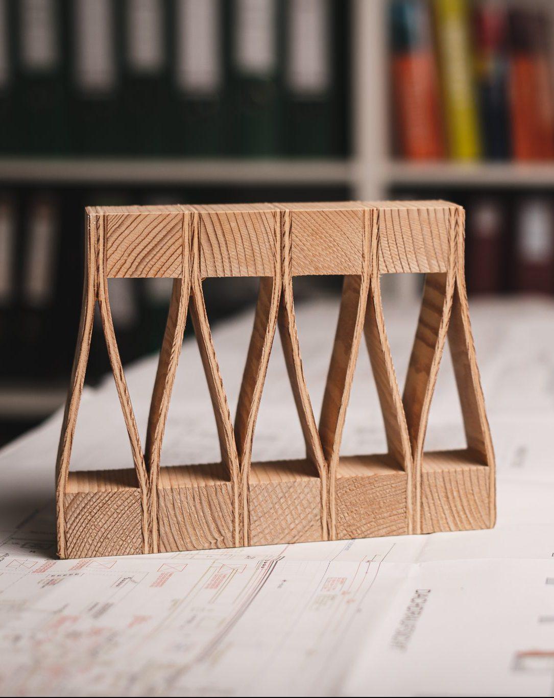 konstruktiver Holzbau