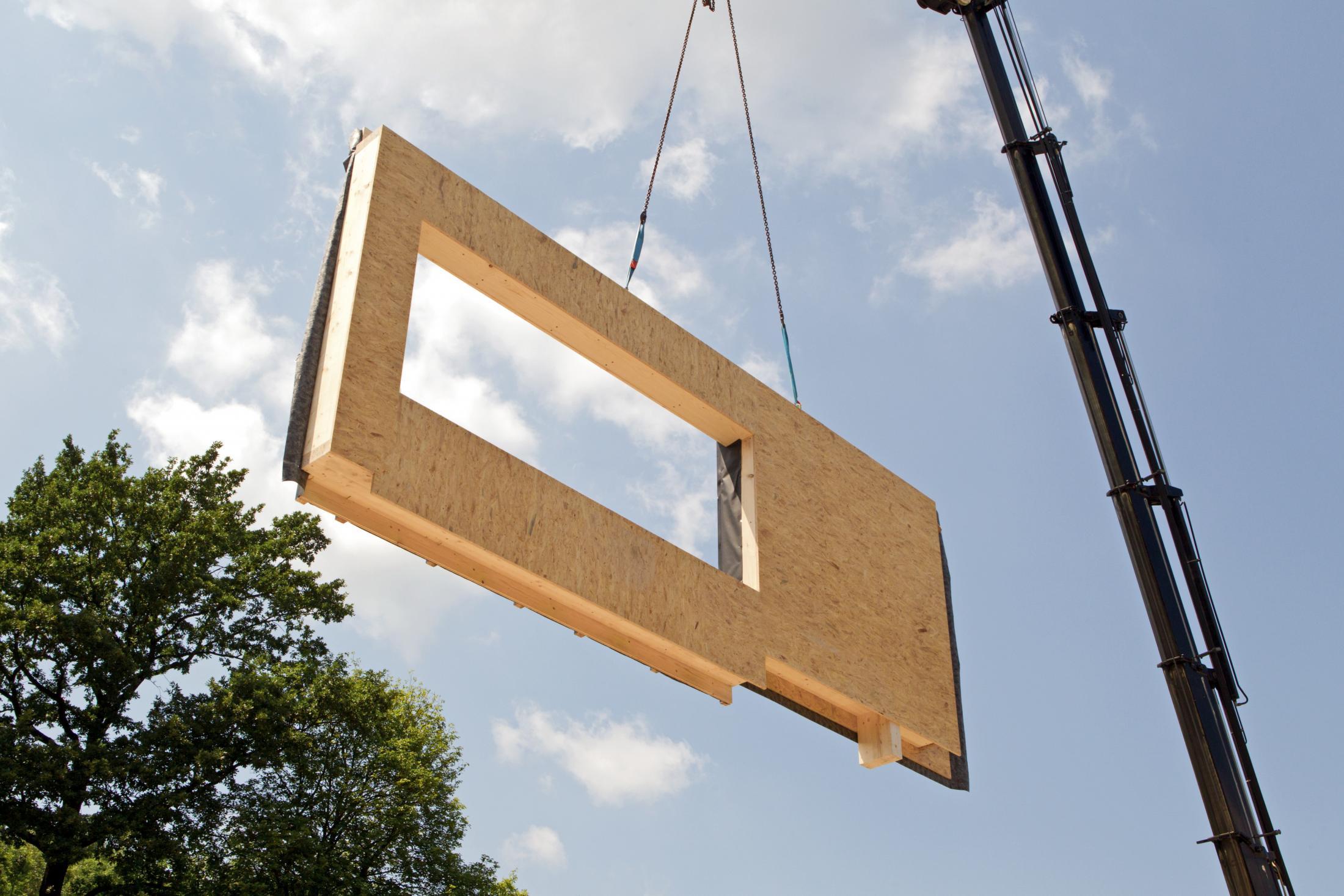 Flächige Komplettsysteme: Holzbau mit dem Wow-Effekt