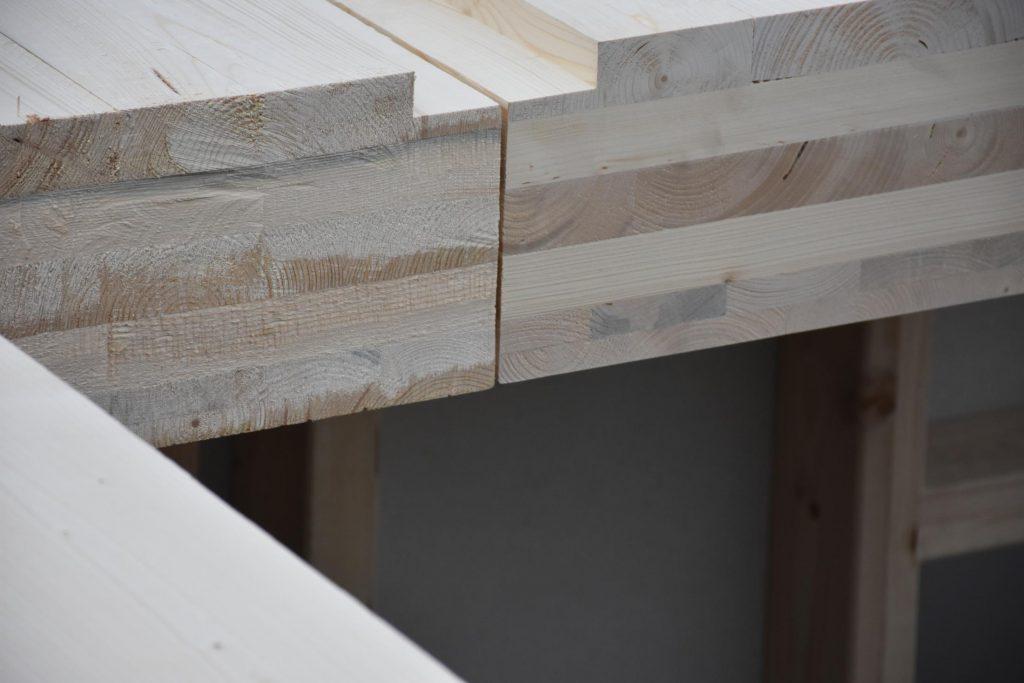 Holzbau mit flächigen Komplettsystemen thon Holzbaumeister Niederösterreich Wien