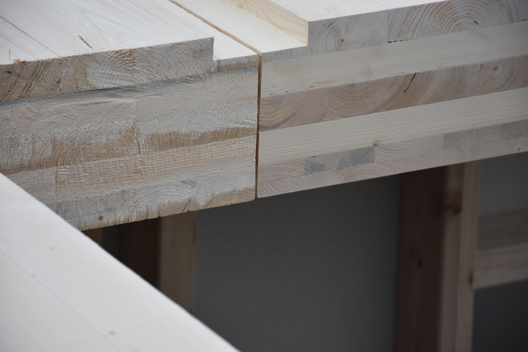 Vom Blockbau zum flächigen System: Die wichtigsten Holzbauweisen im Überblick